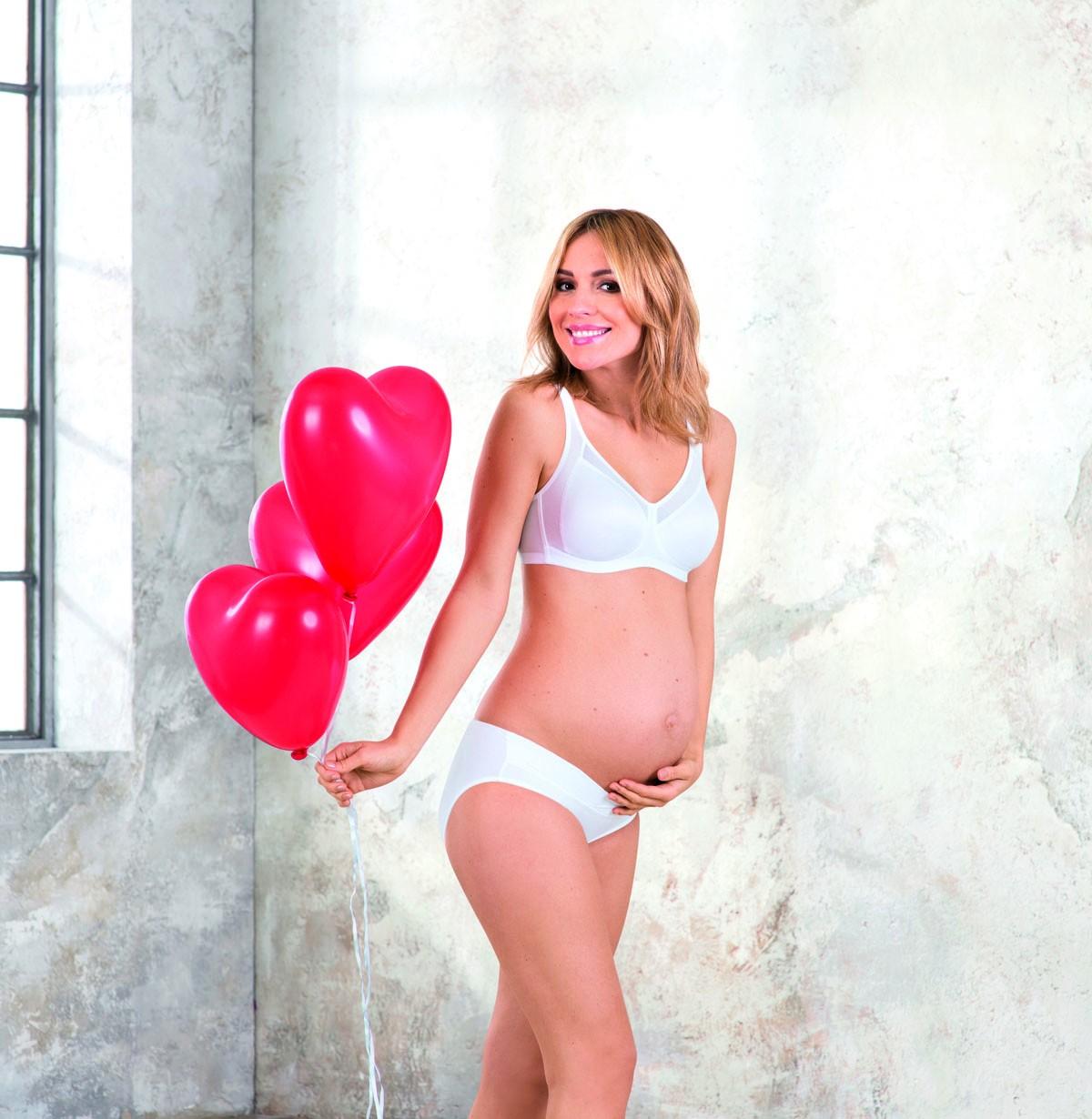 Schwangerschafts-BH Twin 5169 Basic ohne Bügel
